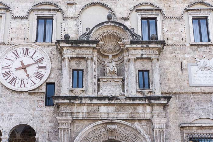 Ascoli Piceno Map and Travel Guide Wandering Italy