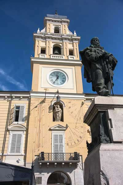 Parma Map Travel Guide Wandering Italy