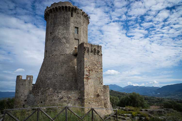 Cilento Region Italy Map.Cilento Map And Travel Guide Wandering Italy