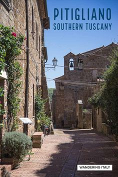 Tuscany Maps and Travel Guide | Wandering Italy on