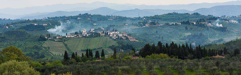 tuscan countryside picture