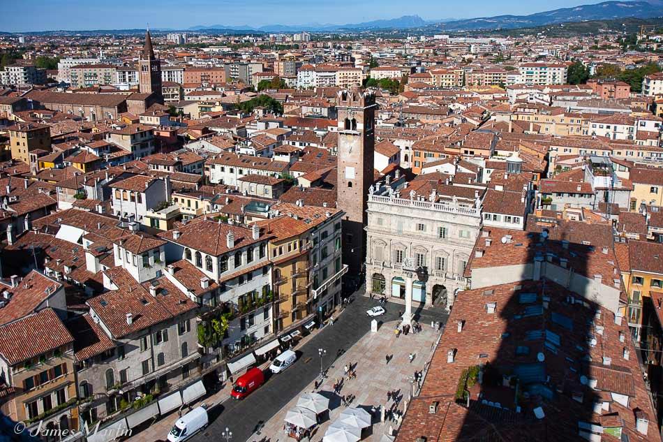 Verona Map And Guide Wandering Italy